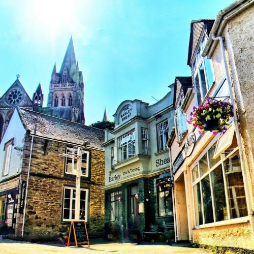 The Barley Sheaf Inn, Truro, Cornwall