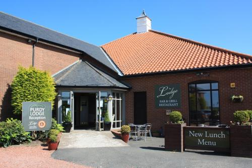 Hotel-overnachting met je hond in Purdy Lodge - Belford