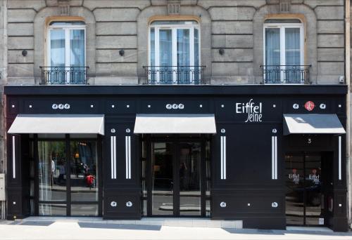 Hotel Eiffel Seine photo 10