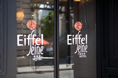 Hotel Eiffel Seine photo 12