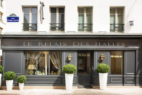 Hôtel Le Relais des Halles impression