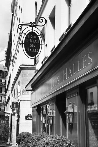 Hôtel Le Relais des Halles photo 2