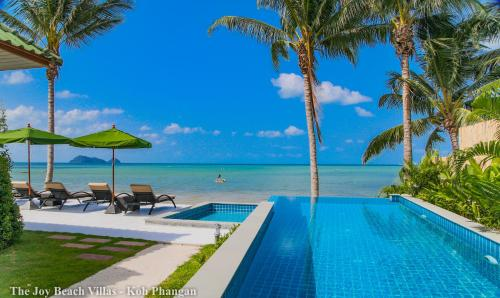 The Joy Beach Villas Koh Phangan