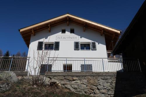 Chalet Felsenheim Bellwald