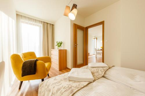 Apartament Premium cu 1 dormitor (Premium One-Bedroom Apartment)