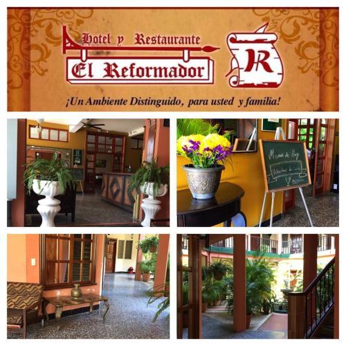 . Hotel El Reformador