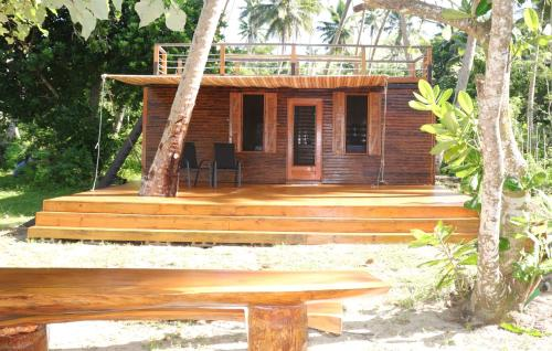 Go Native Fiji Beach House