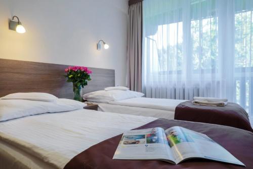 . Hotel***NAT Piwniczna Zdrój