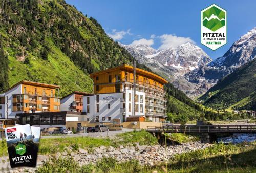 Hotel Vier Jahreszeiten St. Leonhard / Pitztal