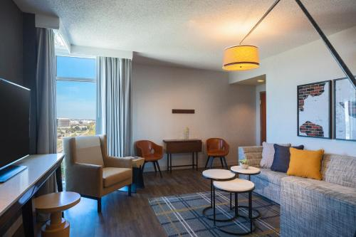 Executive Suite, Club lounge access, 1 King or 2 Double