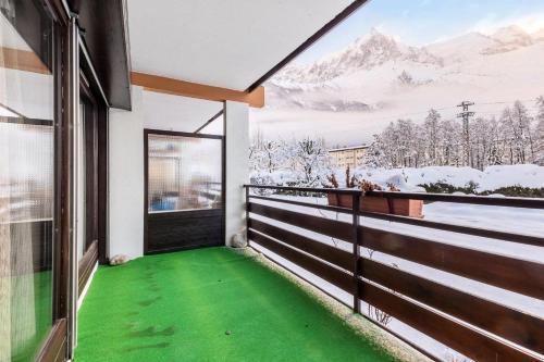 Appartement 2 pers. à moins 500m pistes - Maeva Particuliers 70067 Chamonix