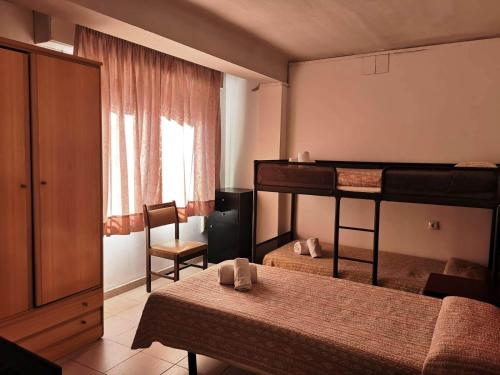 Llit Individual en Dormitori Compartit Mixt (Single Bed in Mixed Dormitory Room)