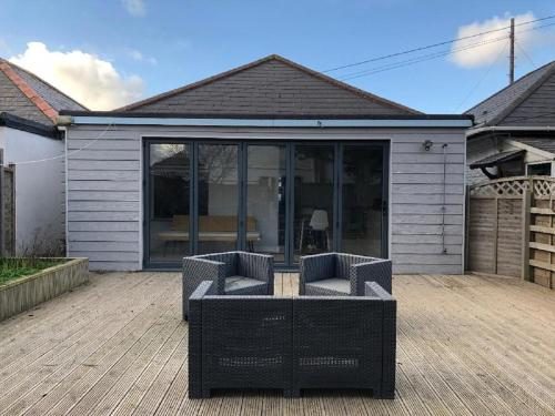 Beach Bungalow, Perranporth, Cornwall