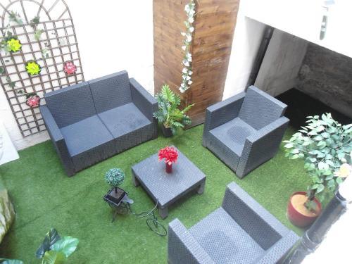 Apartment Jardin en Ville