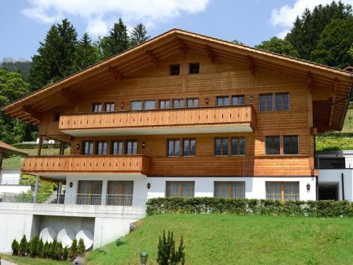 Apartment Chalet Mittellegi.1 Grindelwald