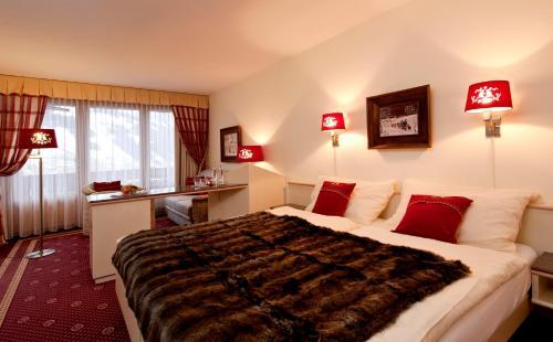 Boutique Chalet-Hotel Beau-Site - Adelboden