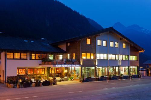 Sporthotel Grandau St. Gallenkirch