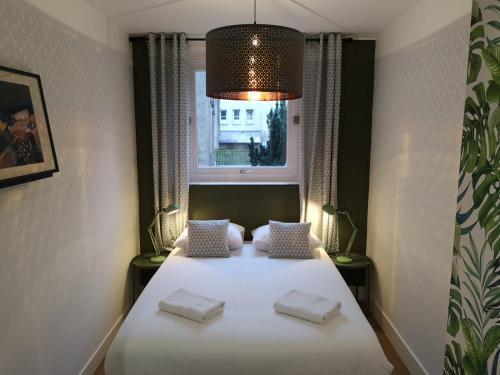 Le Colombier, deux chambres Hyper Centre - Location saisonnière - Orléans