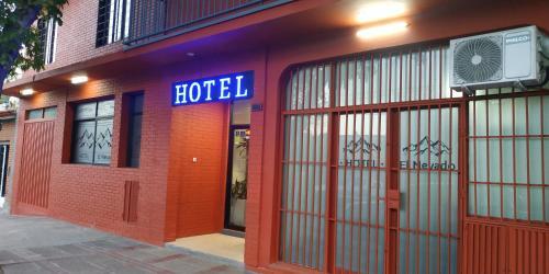 Фото отеля Hotel El Nevado