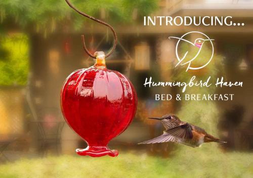 Hummingbird Haven B&B - Accommodation - Ladysmith