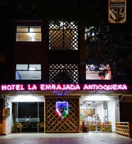HotelHotel la Embajada Antioqueña