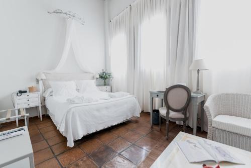 Habitación Doble Premium Palacio De Los Navas 23