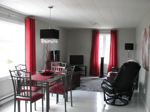 Fotos de quarto de Appartements du Lac