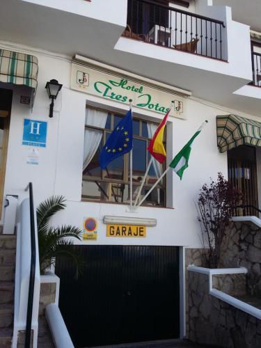 . Hotel Tres Jotas Conil