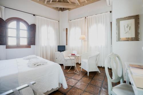 Superior Double or Twin Room Palacio De Los Navas 58
