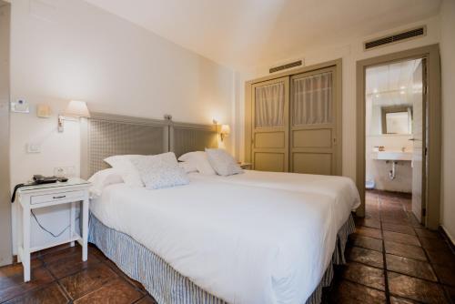 Standard Doppel- oder Zweibettzimmer Palacio De Los Navas 18