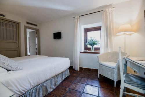 Standard Double or Twin Room Palacio De Los Navas 43