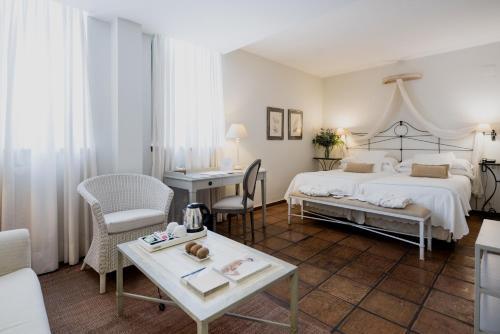 Premium Twin Room Palacio De Los Navas 5