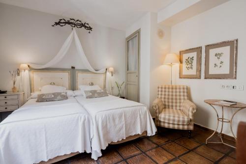 Superior Double or Twin Room Palacio De Los Navas 68