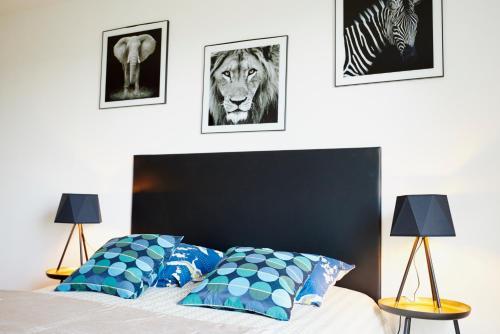 . Jean Bart - appartement 2 chambres 90 m2 avec jardin