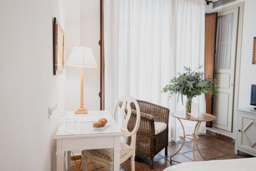 Standard Doppel- oder Zweibettzimmer Palacio De Los Navas 7