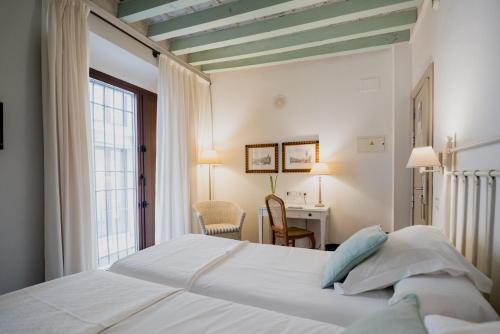 Standard Double or Twin Room Palacio De Los Navas 56