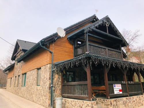 Cozy cottage house Drienica - Sabinov