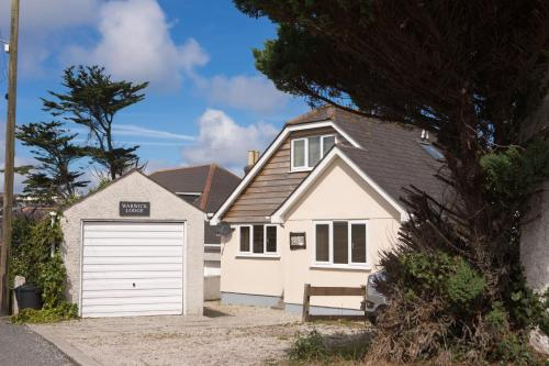Warwick Lodge, Perranporth, Cornwall