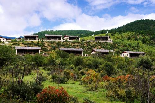 Hong Po Village, Jian Tang Town, Shangrila County, Tibet.