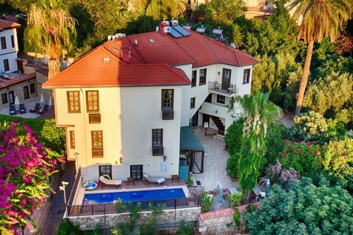 Antalya Deja Vu Hotel harita