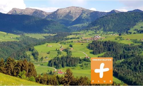 . Ferienwohnungen am Schlossberg Oberstaufen