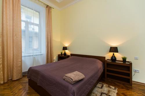 3 rooms apartments in the city centr