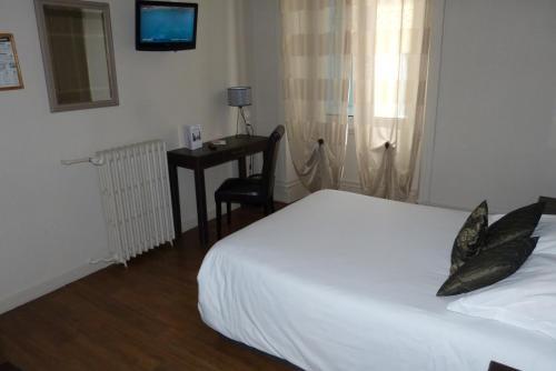 Hotel-overnachting met je hond in Hotel des Alpes - Die
