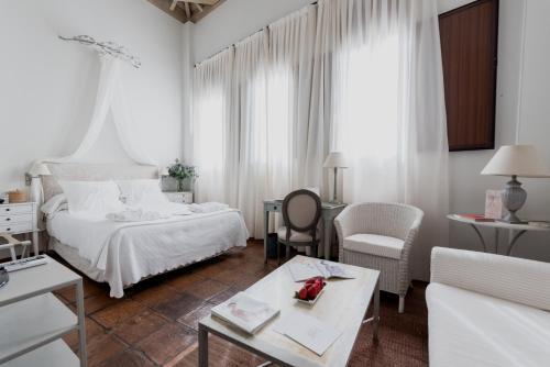 Habitación Doble Premium Palacio De Los Navas 36
