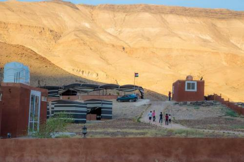 AL Hidan Valley camp