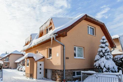 Apartmány Hrady - Apartment - Zuberec