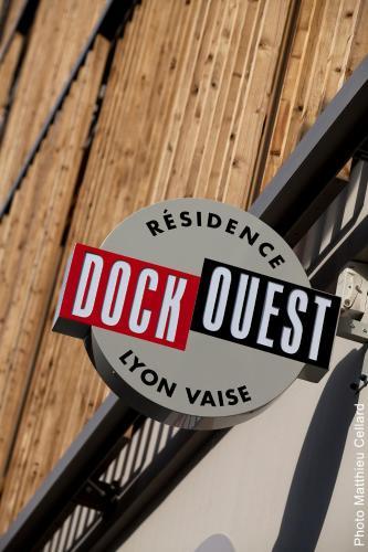 Dock Ouest Residence Groupe Paul BOCUSE - Hôtel - Lyon