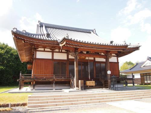 Aki Kokubunji Shukubou - Accommodation - Higashihiroshima