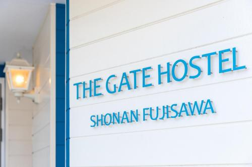 THE GATE HOSTEL SHONAN FUJISAWA