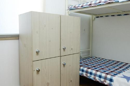 4-Bed Female Dormitory Room